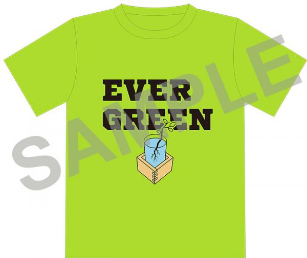 EVER GREEN Tシャツ